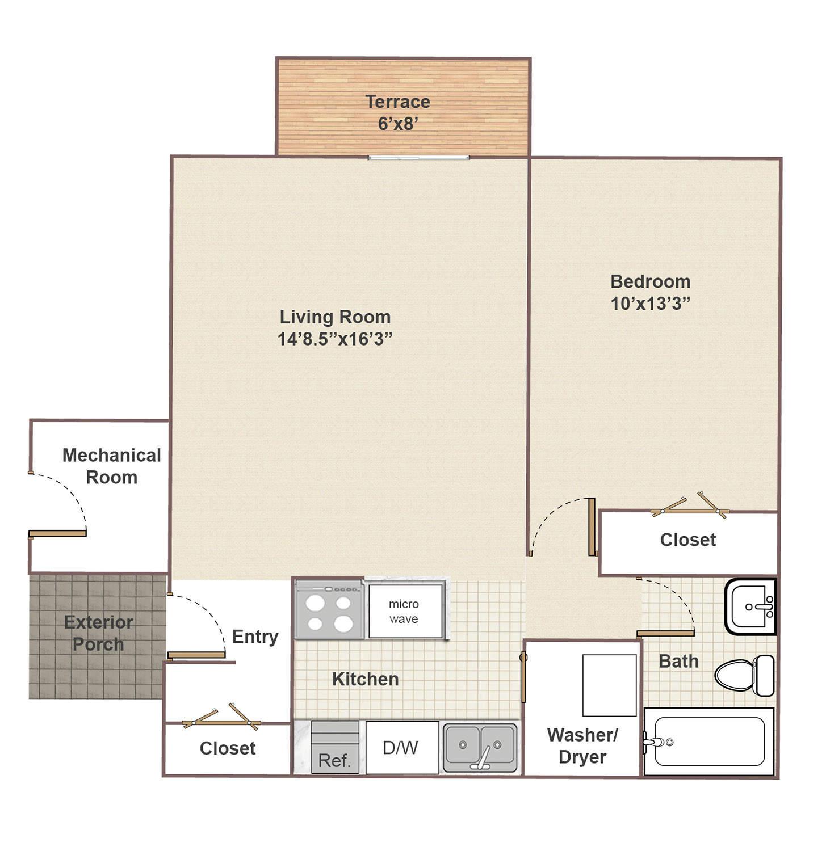 100 Bedroom Floor Plan With Measurements Floorplans