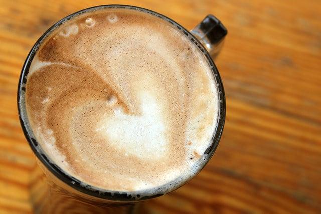 Enjoy a Latte at Brew HaHa!