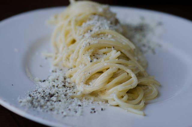 Il Granaio: House-Made Pasta Crafted with Local Ingredients