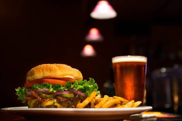 Grab a Pint and a Burger at McKenzie Brew House