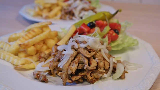 Don't Miss the Gyro at Mad Greek in Boothwyn